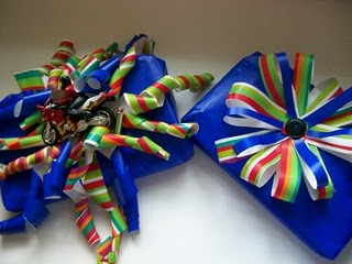 Don't buy any more BOWS, make them yourself out of left over ...
