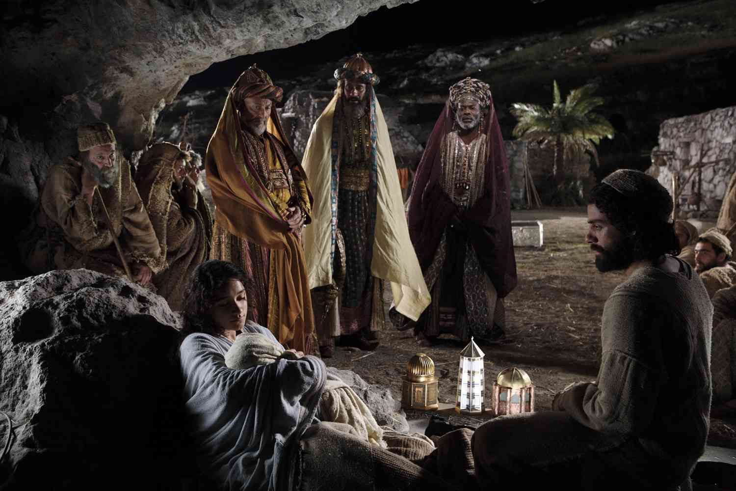 the nativity The date of the nativity or the birth of the lord jesus christ can be calculated  only approximately the most probable date seems to be about.