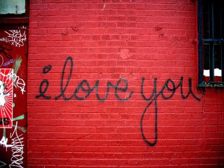 ilove you sign